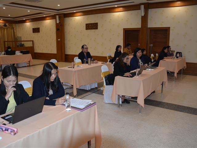 การจัดการความรู้ด้านการวิจัย กิจกรรม 1 Proposal camp