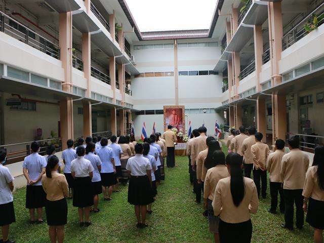 """คณะแพทยศาสตร์ มหาวิทยาลัยพะเยา น้อมรำลึกและสำนึกในพระมหากรุณาธิคุณ รัชกาลที่ 3 """"พระบิดาแห่งการแพทย์แผนไทย"""""""