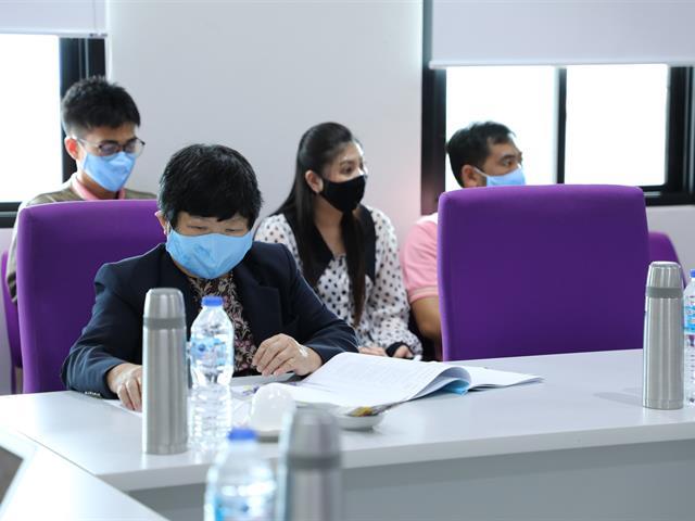 คณะทันตแพทยศาสตร์ มหาวิทยาลัยพะเยา ผ่านการตรวจประเมินตามมาตรฐานสากล ISO 9001:2015