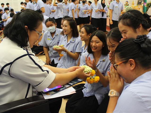 สาขาวิชาอนามัยชุมชนจัดอบรมอาจารย์พี่เลี้ยงประจำแหล่งฝึก (ภาคโรงพยาบาล)