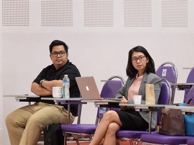 คณะศิลปศาสตร์จัดโครงการปฐมนิเทศอาจารย์ใหม่และอบรมกรอบมาตรฐานวิชาชีพ UP-PSF ระดับที่ 1 กิจกรรมที่  1  การพัฒนาอาจารย์ตามกรอบมาตรฐาน UP-PSF