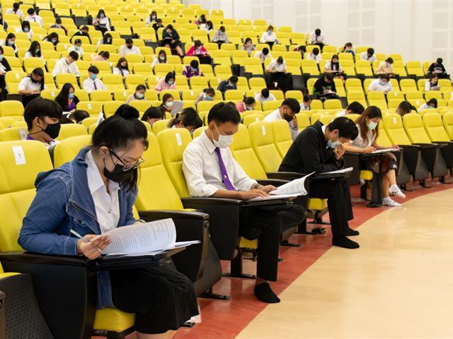 ศูนย์ภาษา คณะศิลปศาสตร์ จัดสอบวัดระดับภาษาอังกฤษ ประจำเดือนพฤศจิกายน 2563