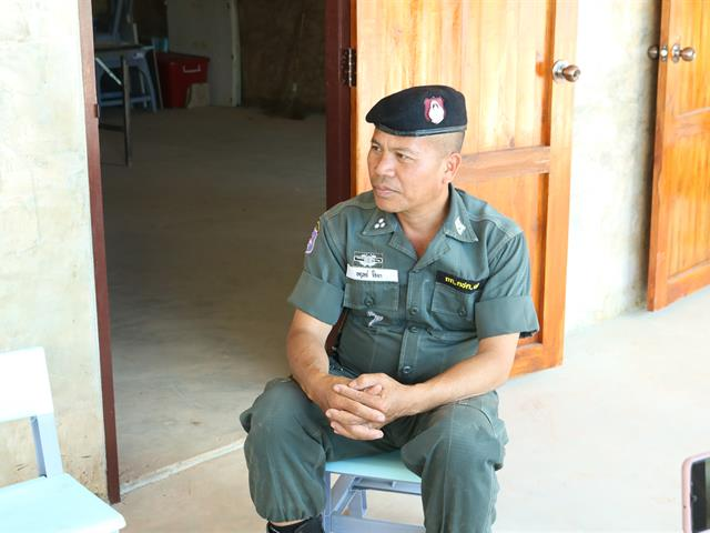 คณะเกษตรศาสตร์ฯ ลงสำรวจพื้นที่ศูนย์การเรียนรู้ตำรวจตระเวนชายแดนบ้านห้วยลู่ จ.น่าน