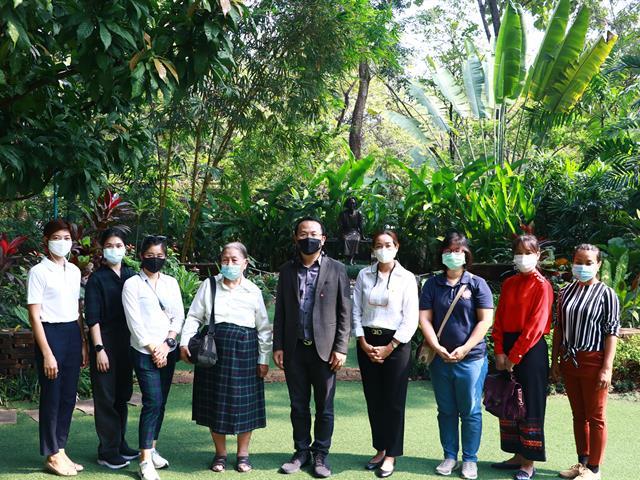 กองบริหารงานวิจัย พร้อมคณะกรรมการ MAI โครงการ 1 คณะ 1 ชุมชนนวัตกรรม