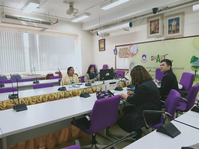 วันที่ 22 ธันวาคม 2563 คณะเกษตรศาสตร์ฯ รับการตรวจประเมินและรับรองห้องปฏิบัติการในรูปแบบ peer evaluation : phase 1
