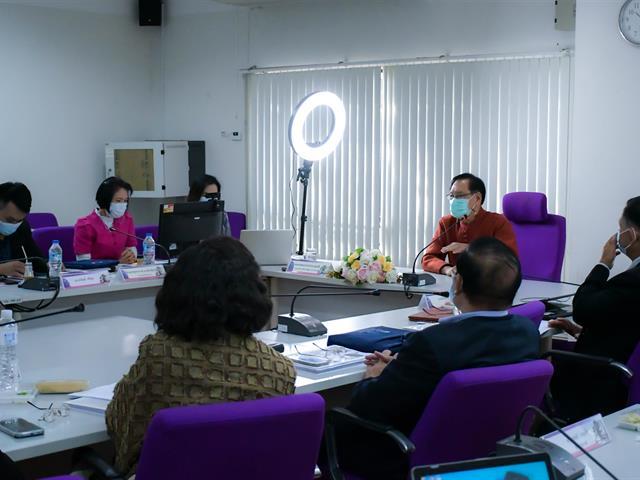 ประชุมสัมมนาอาจารย์นิเทศก์