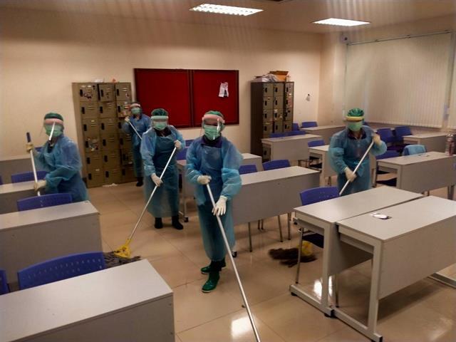 อธิการบดีมหาวิทยาลัยพะเยา ลงพื้นที่ตรวจเยี่ยมโรงเรียนสาธิตมหาวิทยาลัยพะเยา