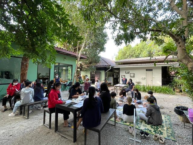 """โครงการ Phayao Learning City หลักสูตรที่ 3 """"นวัตกรรมเพื่อสังคม"""""""