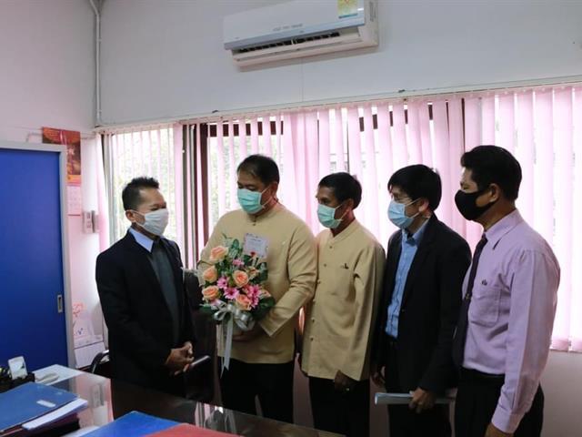 PHUP คณะสาธารณสุขศาสตร์มอพอ universityofphayao มหาวิทยาลัยพะเยา คณะสาธารณสุขศาสตร์ สาสุขพะเยา