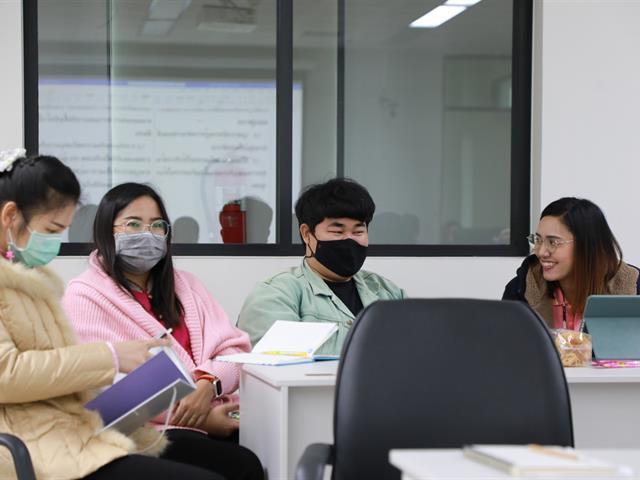 คณะทันตแพทยศาสตร์ มหาวิทยาลัยพะเยา จัดประชุมระดมความคิดเห็นร่วมกันของบุคลากรคณะทันตแพทยศาสตร์