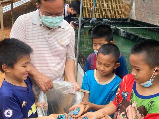 ม.พะเยา คณะพลังงานและสิ่งแวดล้อม สร้างนวัตกรรมเพื่อสังคม เพิ่มมูลค่าขยะอินทรีย์ ส่งเสริมเด็กด้อยโอกาส