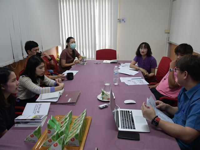 โครงการส่งเสริมสำนักงานสีเขียว (Green Office) ปี 2564