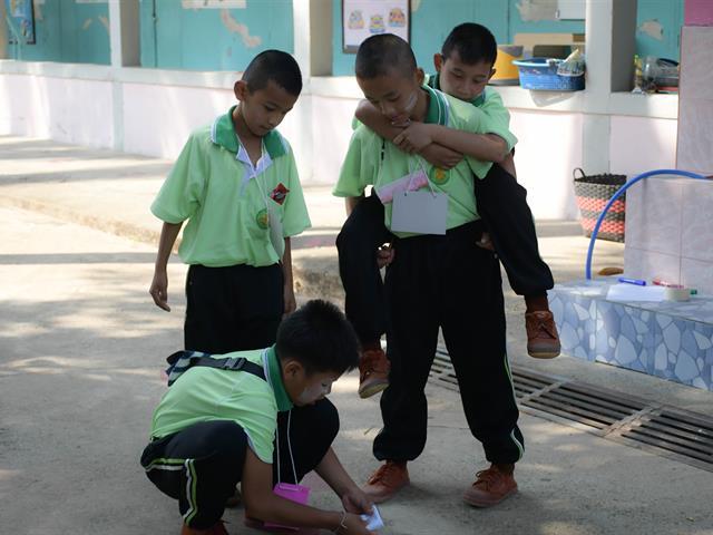 ค่ายนิสิตครูจิตอาสาพัฒนาชุมชน