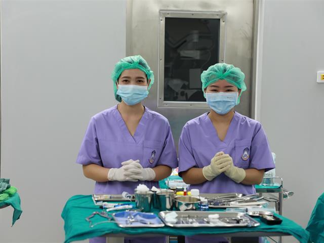 คลินิกทันตกรรมสำหรับเด็ก คณะทันตแพทยศาสตร์ ม.พะเยา พร้อมทำการรักษาทางทันตกรรมในผู้ป่วยเด็กภายใต้การดมยาสลบ