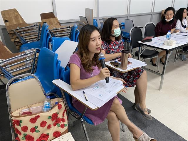 คณะเภสัชศาสตร์ มหาวิทยาลัยพะเยา นิทรรศการและการนำเสนอผลงานโครงงานวิจัยทางเภสัชศาสตร์ กระบวนการวิจัยเพื่อตอบโจทย์ปัญหา กรอบงานวิจัยตามแบบสากล