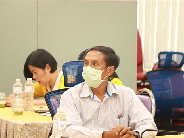 คณะสาธารณสุขศาสตร์ จัดโครงการอบรมบ่มเพาะงานประจำสู่งานวิจัย R2R (ผ่านระบบออนไลน์)