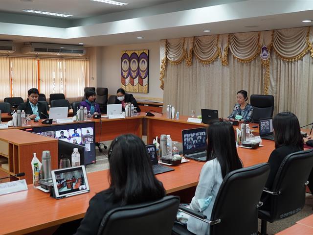 คณะ ICT MOU กับ บ.ดีเซ็นทริค จำกัด