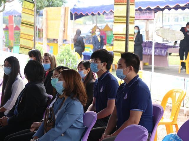 มหาวิทยาลัยพะเยาร่วมพิธีเปิดศูนย์ศึกษาพิเศษ หน่วยบริการแม่ใจ