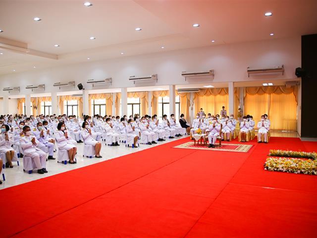 มหาวิทยาลัยพะเยาร่วมพิธีรำลึกพระบาทสมเด็จพระนั่งเกล้าเจ้าอยู่หัว พระมหาเจษฎาราชเจ้า