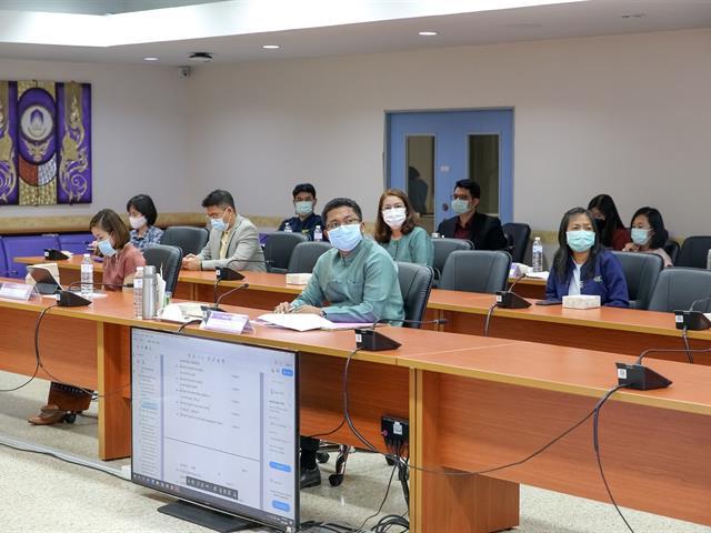มหาวิทยาลัยพะเยา จัดประชุมคณะกรรมการด้านคุณธรรมและความโปร่งใสในการดำเนินงาน (ITA) พร้อมมอบรางวัลสำหรับหน่วยงานที่ผ่านเกณฑ์การประเมิน