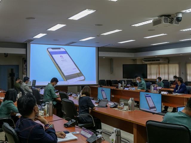 กองกลาง ม.พะเยา เปิดตัวระบบ UP-DMS เพื่อให้บริการรับ-ส่งหนังสือราชการในยุค Digital