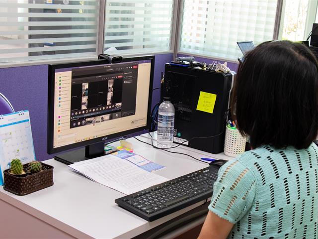 ศูนย์ภาษาคณะศิลปศาสตร์ จัดสอบวัดระดับภาษาอังกฤษ ประจำเดือนเมษายน 2564 แบบออนไลน์