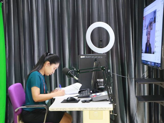 คณะสาธารณสุขศาสตร์ จัดโครงการอบรมบ่มเพาะงานประจำสู่งานวิจัย R2R (การส่งเสริมศักยภาพสายสนับสนุนให้สร้างสรรค์ผลงานภายใต้ภาระงานประจำ)