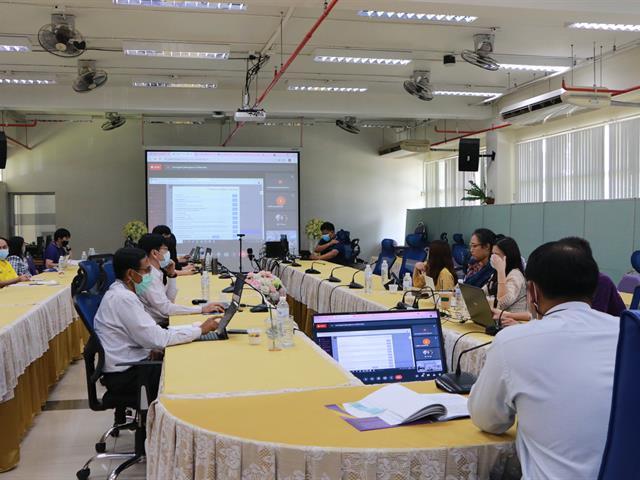 การบันทึกภาระงานของบุคลากรสายวิชาการ ผ่านระบบ HR Smart
