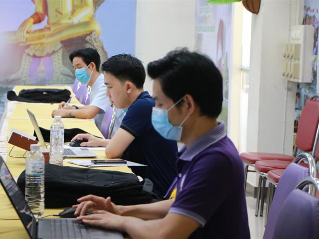 คณะสาธารณสุขศาสตร์ มหาวิทยาลัยพะเยา ได้จัดการอบรมการสร้างแรงบันดาลใจในการพัฒนาผลงานวิจัยสู่การตีพิมพ์นานาชาติ