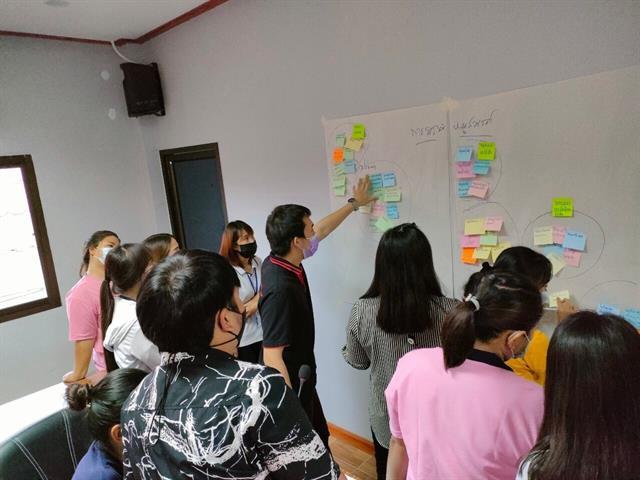 Hackathon ภายใต้โครงการมหาวิทยาลัยสู่ตำบล สร้างรากแก้วให้ประเทศ (U2T)