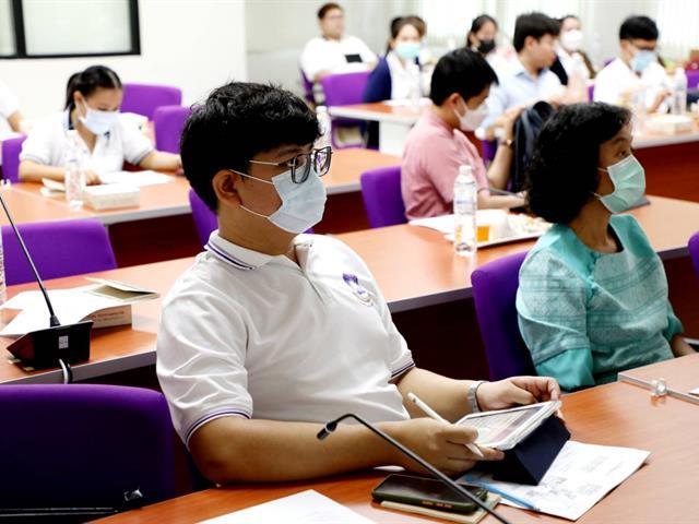 โรงพยาบาลทันตกรรม คณะทันตแพทยศาสตร์ มหาวิทยาลัยพะเยา จัดโครงการอบรม HA พื้นฐานสำหรับการพัฒนาคุณภาพ