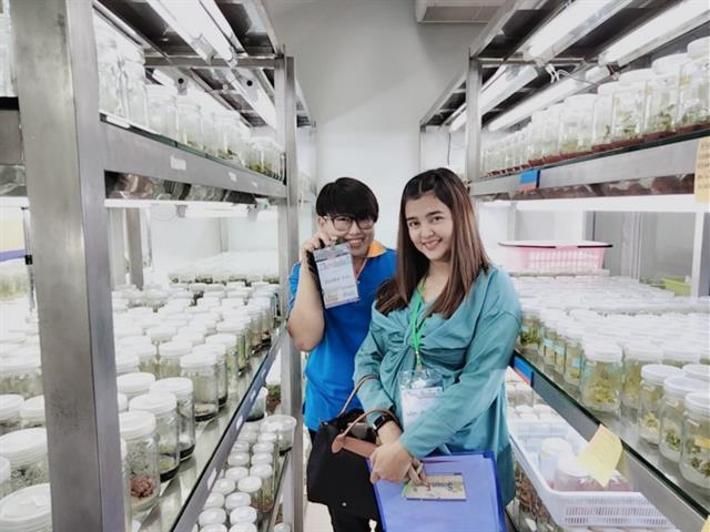 """คณะเกษตรศาสตร์ฯ เปิดสอนแล้ว !! หลักสูตรพันธุ์ใหม่เพื่อสร้างกำลังคนที่มีสมรรถนะสูง """" นักเทคโนโลยีและนวัตกรรมการจัดการเกษตรสู่ Smart Farming """" รุ่นที่ 3"""
