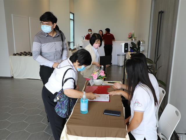 คณะทันตแพทยศาสตร์ มหาวิทยาลัยพะเยา ได้จัดประชุมเชิงปฏิบัติการจัดทำ(ร่าง)แผนปฏิบัติการและร่างงบประมาณปี 2565