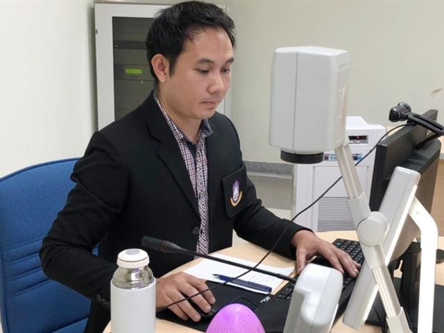 ศูนย์บรรณสารและการเรียนรู้ ร่วมแนะนำการให้บริการ ปฐมนิเทศนิสิตใหม่ ระดับบัณฑิตศึกษา วิทยาลัยการศึกษา