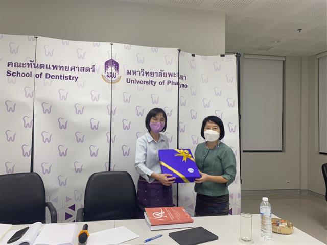 คณะทันตแพทยศาสตร์ มหาวิทยาลัยพะเยา ได้จัดโครงการประกันคุณภาพการศึกษาระดับหลังสูตรทันตแพทยศาสตรบัณฑิต ประจำปีการศึกษา 2563