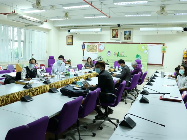 คณะเกษตรศาสตร์และทรัพยากรธรรมชาติ มหาวิทยาลัยพะเยา รับการประเมินคุณภาพการศึกษาในระดับหลักสูตร AUN QA ประจำปีการศึกษา 2563