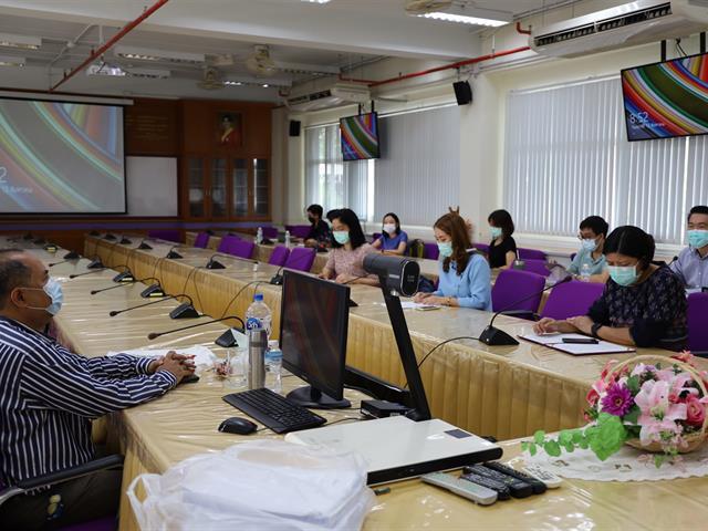 โครงการพัฒนาภาษาอังกฤษสายวิชาการ  ประจำปี 2564