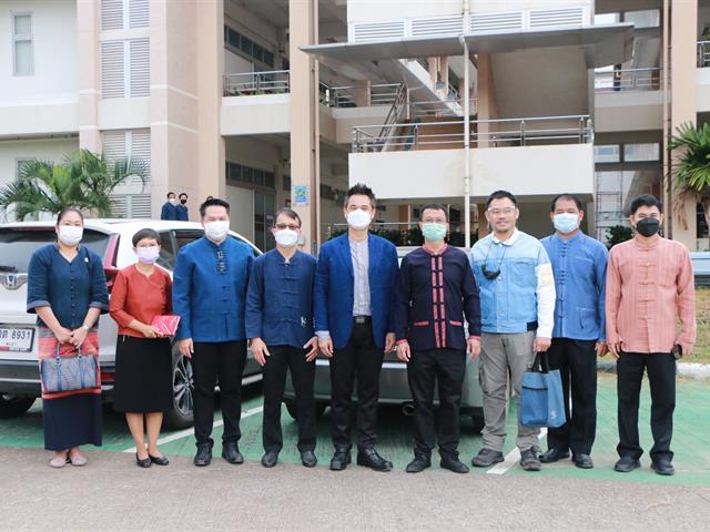 คณะสาธารณสุขศาสตร์ ได้รับเกียรติจากมหาวิทยาลัยพะเยา ให้เป็นเจ้าภาพจัดกิจกรรมสภากาแฟสัญจร ประจำปี 2564
